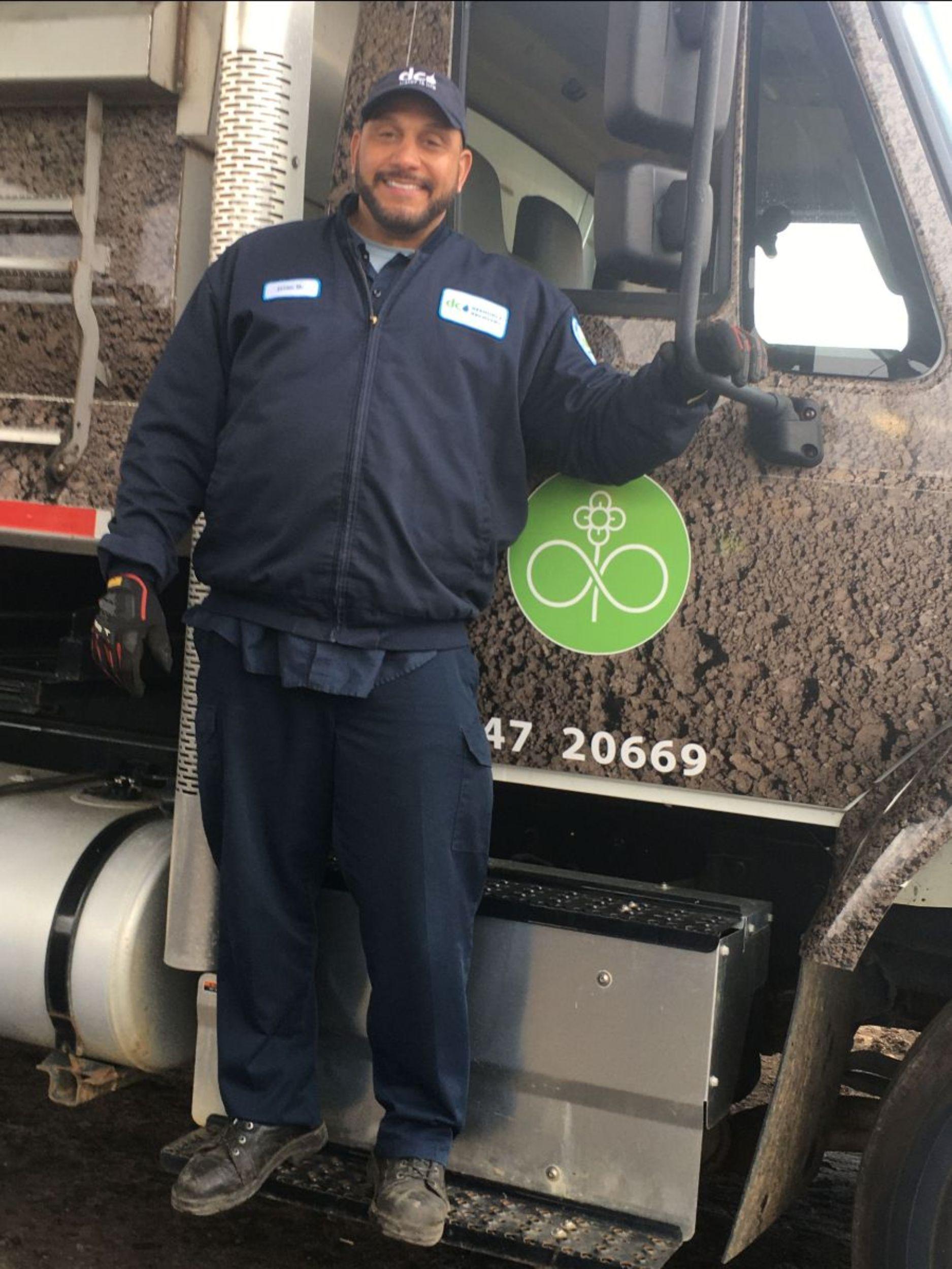 Doug Jeter, of DC Water, Delivers Bloom