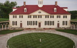 Mt Vernon Mansion