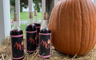 DC Water's Hari Kurup produced a fine vintage of Merlot - and pumpkins - with the help of Bloom in 2020.