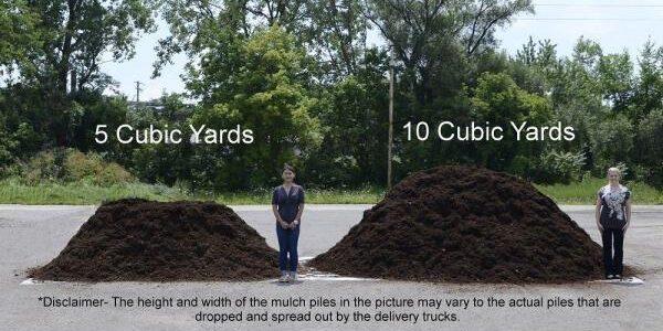 Visual of soil amounts