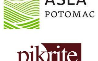 ASLA Potomac & Pikrite logos