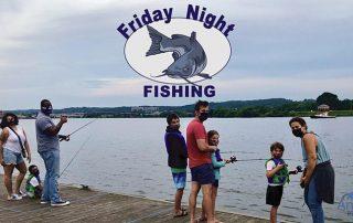 Friday Night Fishing in Washington, DC