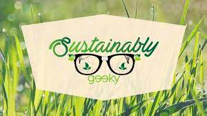 Sustainably Geeky logo
